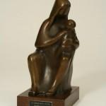 In Celebration of Love, bronze