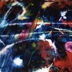 Marilyn Horner, Wild Imagination, ink