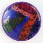 Marti Osnowitz, Jazz Series 2, ceramic