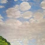 Lanna Pendleton-Hall, It's a Beautiful Morning, acrylic on canvas