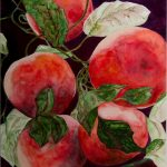 Susan Horvath, Summers Bounty, watercolor